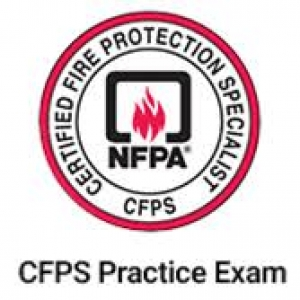 NFPA Certified Fire Protection Specialist CFPS Exam