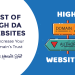 High Quality Backlinks Web list Link Building Digital Marketing 202O