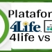 Plataformas 4Life VS Social Economic  NetWorkers.
