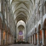 Laon Cathedral.Picardy.France